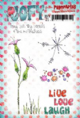 PaperArtsy JOFY Collection 25 – Live Laugh Love JOFY25